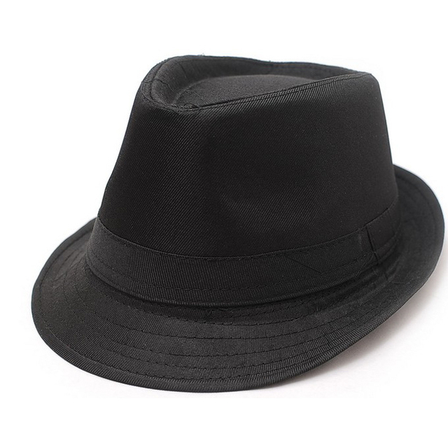 Brand 2018 New Fashion bowler Jazz hat Stetson men s caps brim Europe style  foldable for women vintage Panama free shipping 48e5ca49e64