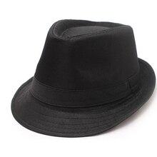 Marca 2018 nueva moda bowler Jazz sombrero Stetson hombres caps brim Europa  estilo plegable para las mujeres vintage Panamá enví. c34d6ea42e1