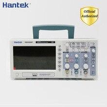 Hantek DSO5102P DSO5202P ملتقط الذبذبات الرقمي 100MHz 200MHz 2 قنوات الكمبيوتر USB يده Osciloscopio أدوات كهربائية محمولة