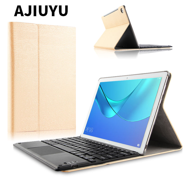 Case For Huawei MediaPad M5 10.8 inch CMR-AL09 Wireless Bluetooth Keyboard Protective Mediapad M5 10 Pro 10.8 Tablet Cover Case case for huawei mediapad m5 10 8 inch cmr al09 wireless bluetooth keyboard protective mediapad m5 10 pro 10 8 tablet cover case