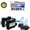 55 W h4-2 xenpn kit farol hid auto lâmpada hid conversion mini kit de Lastro 55 w h4-2 9007-2 6000 K 8000 K 10000 K 12000 K branco
