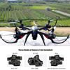 Drone Yizhan i8H 2.4GHz 4CH 6 Axis Gyro RC Quadcopter can Add WiFi Real Time Transmission camera upgrade Yizhan Tarantula X6