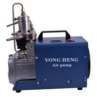 High Pressure PCP Rifle Air Pump Water Cooling Inflator Air Gun Scuba Mini Compressors Tester 40L/min 110V/220V 2800R/MIN 85db