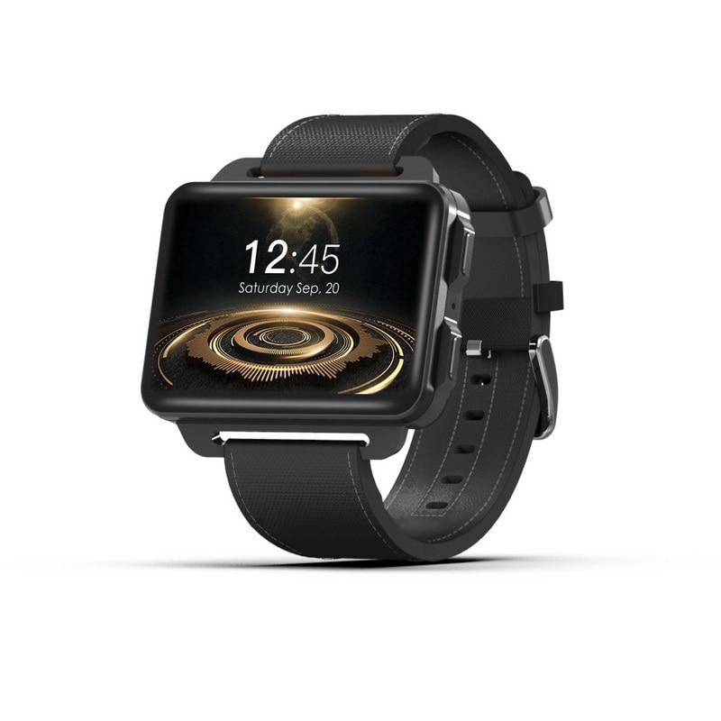 Android 5.1 Smart Watch DM99 Smart Watch with MTK6580 1GB RAM 16GB ROM SIM WCDMA 3G Wristwatch Heart Rate GPS Wifi Watches Men