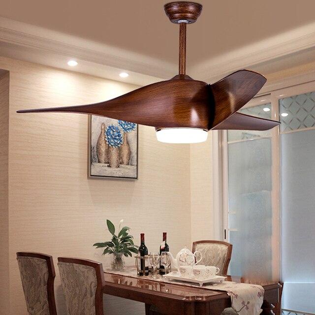LED Modern Iron Glass Plastic Ceiling Fan LED Lamp.LED Light.Ceiling Lights.LED Ceiling Light.Ceiling Lamp For Foyer Bedroom