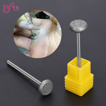 hot deal buy bng diamond nail manicure drill milling nail cutter electric nail drill bit for manicure pedicure device tool nail art burr dril