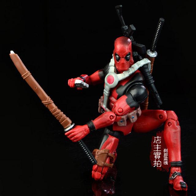Marvel Universe Deadpool Action Figure 17cm