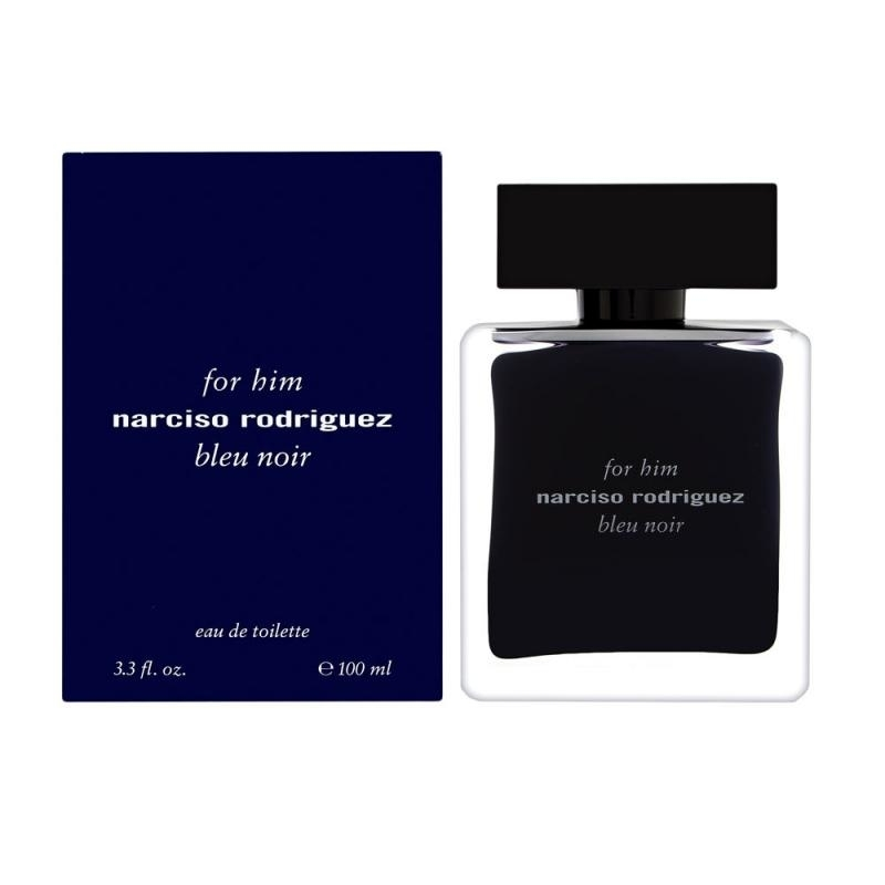 NARCISO RODRIGUEZ FOR HIM BLEU NOIR BY NARCISO RODRIGUEZ By NARCISO RODRIGUEZ For Men narciso rodriguez for him туалетная вода спрей 100 мл