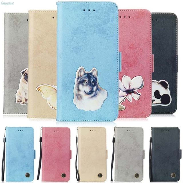 Flip Case for Huawei Honor 7A Honor Play 7 A for Huawei Y6 2018 AUM-TL20 AUM-AL20 AUM-AL00 ATU-LX1 ATU-L21 Phone Leather Cover