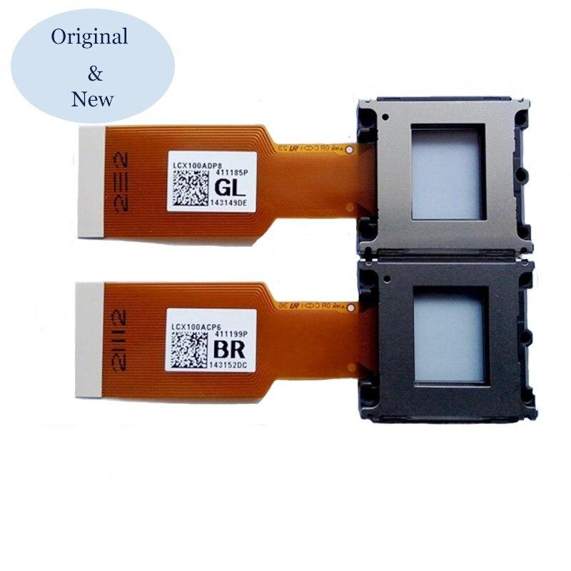 Original et nouveau LCX100 projecteur LCD panneau LCX100A simple Lcd panneau prisme panneau pour VPL-F400X/F500X/F600X XM1000 1500Original et nouveau LCX100 projecteur LCD panneau LCX100A simple Lcd panneau prisme panneau pour VPL-F400X/F500X/F600X XM1000 1500