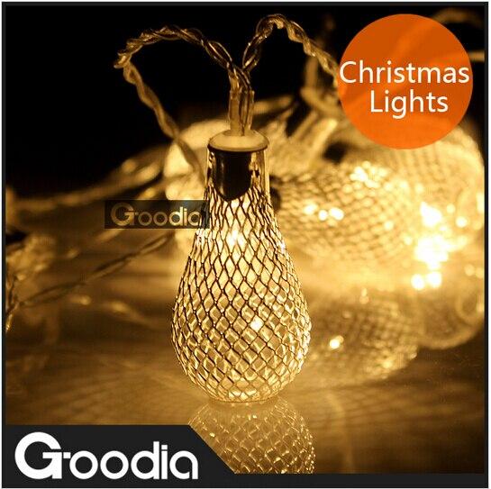 Indoor Decorative String Lights Bedroom Simple Decorative String ...
