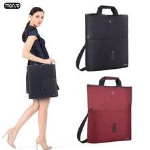 Водонепроницаемая сумка mosiso для ноутбука macbook air pro