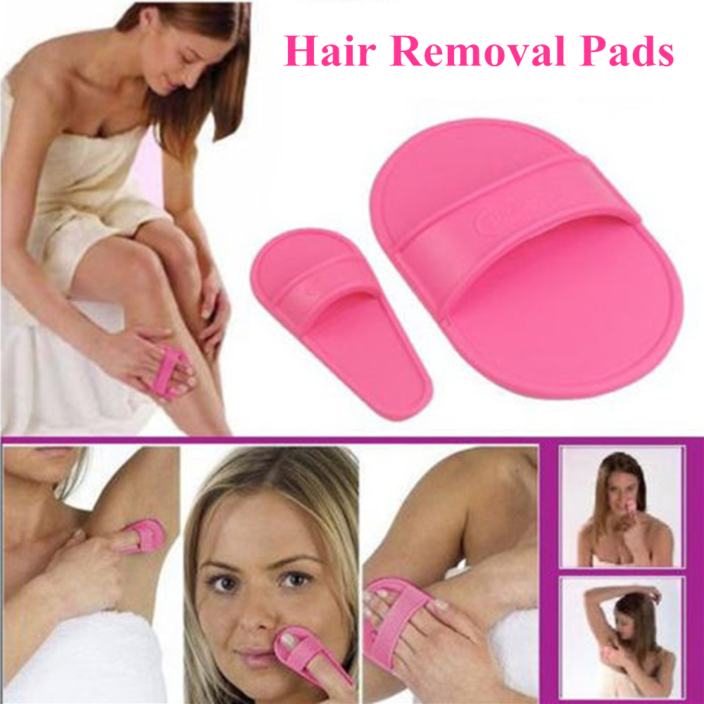 New Fashion Cheap Manual Epilator 10 In 1 Kit Pro Removal Tools Smooth Legs Care Clean Pads Lip Remover Set