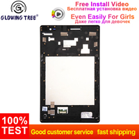 For ASUS Zenpad 8.0 Z380C Z380KL Z380M Z380 LCD Display Monitor Touch Screen Assembly Frame