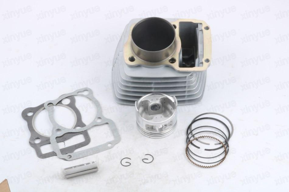 63.5mm CYLINDER PISTON REBUILD KIT HOND CG175 CG200 AIR COOLED 200CC PIT BIKE ATV комплекты акустики tannoy eclipse 5 1