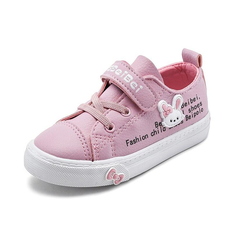 Sport Girl Shoes Cute Rabbit Teenagers