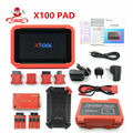 100% Original XTOOL X100 PAD Same As X300 Auto Key Programmer With Special Function Free Update Online X 100 X-100 Pro DHL FREE