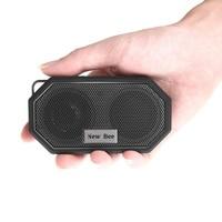 New Bee Waterproof Bluetooth Speaker With MIC Portable Outdoor Pocket Wireless Mini Column Hand Free Speaker