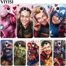 Luxury Cute Marvel Avengers Spider-Man Heroes Iron Man For Meizu Pro7 Case U20 U10 M6 5 Note M5S 5C M3s 3 Pro 6 16th Coque Etui цена