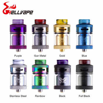 Original Hellvape Dead Rabbit RTA 2ml/4.5ml Tank Atomizer 24mm Unique Dead Rabbit Carving Pattern Vs Drop Dead RDA/ Manta RTA - DISCOUNT ITEM  6% OFF All Category