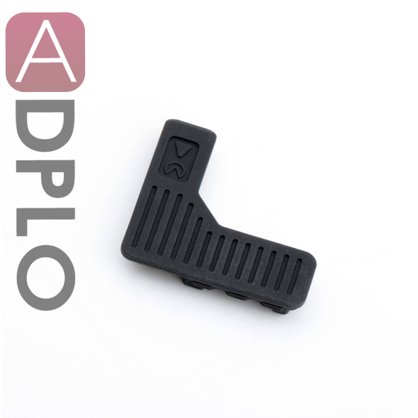 ADPLO Body Bottom <font><b>Rubber</b></font> Cover Replacement Part suit For <font><b>Nikon</b></font> <font><b>D700</b></font> D300 D300S Digital Camera Repair image