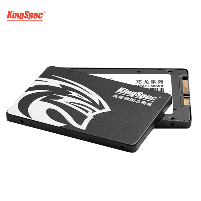 KingSpec Ssd 240gb 2.5 Inch Internal SATA SATA3 Harddisk 360GB Solid State Drive Ssd Black Metal For Laptop Notebook Computer
