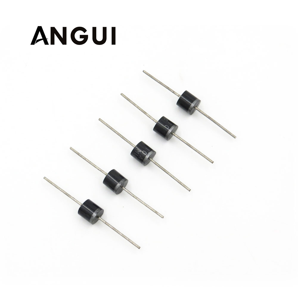5pcs x 6A 10A 20A Diode 1000V MIC 6A10 10A10 20A10 schottky barrier diodes Rectifier for Solar Cells pv panel DIY5pcs x 6A 10A 20A Diode 1000V MIC 6A10 10A10 20A10 schottky barrier diodes Rectifier for Solar Cells pv panel DIY