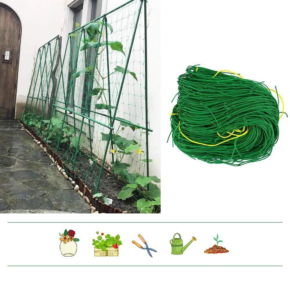 Gaiolas e suportes p/ plantas