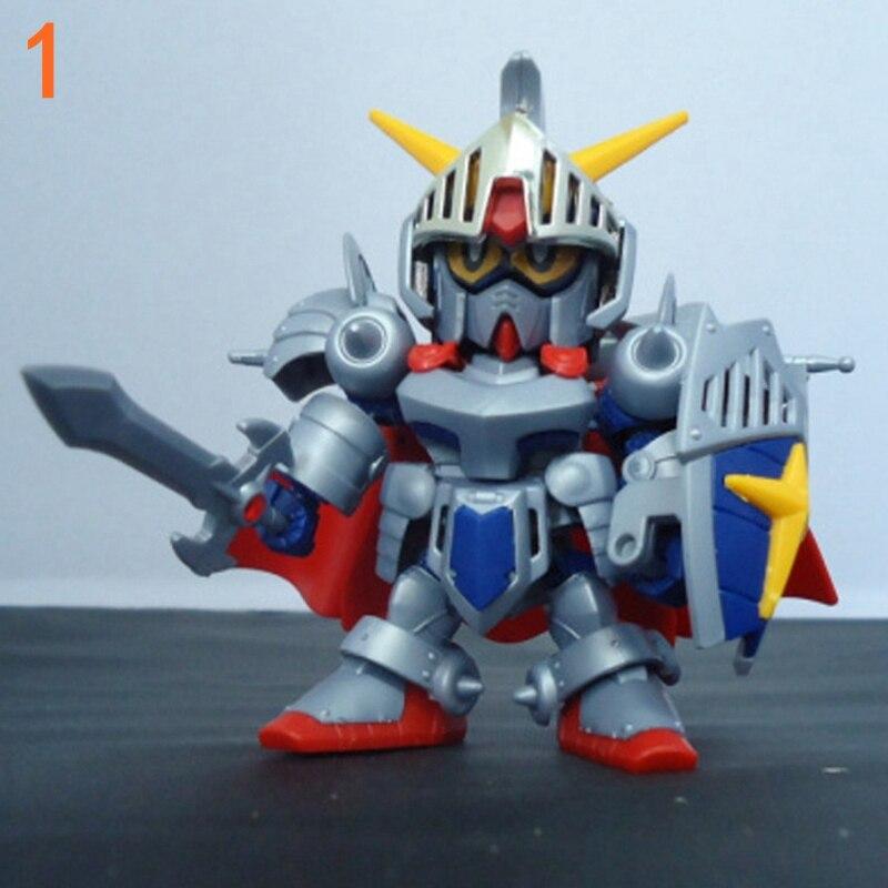 Action Toy Figures Gundam Robot model Assembled Action Figures Brinquedos Unicorn Toys Cartoon Anime Gundam Robot figurine kits