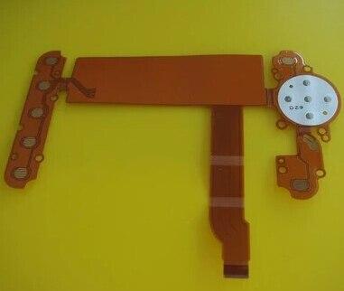 Бесплатная Доставка!! новый оригинальный DSLR Аксессуары forNikon D90 Задняя шлейф FPC Вернуться Flex Plate Замена 1F998-826