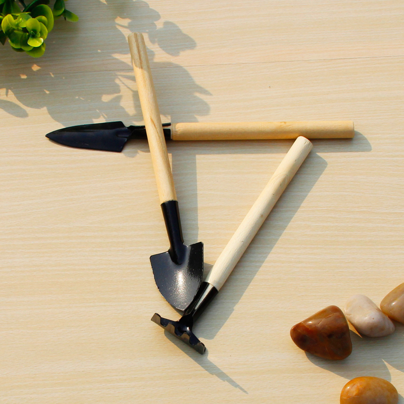 Honest 3pcs Mini Shovel Rake Garden Plant Tool Set Children Small Harrow Spade Shovel Gardening Tools Garden Hand Tools Garden Tools