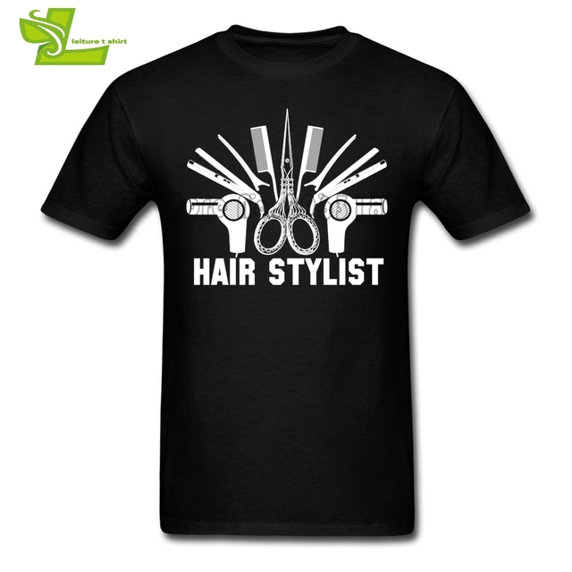 Favorite Hair Stylist Hairstylist T Shirt Adult Newest Tshirt Casual Custom  ZJ04