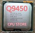 Оригинал lntel Core 2 Quad Q9450 CPU Процессор (2.66 ГГц/12 М/1333 ГГц) Socket 775 Настольный ПРОЦЕССОР (работает 100% Бесплатная Доставка)