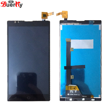 BKparts 5pcs LCD For Tecno C8 LCD Display Touch Screen Glass Digitizer Tecno Camon C8 Complete Assembly Replacement