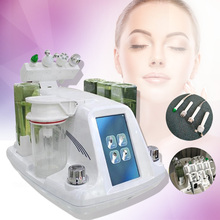 Aqua Facial cleaning Machine Dermabrasion RF Bio-lifting Spa Water Peeling