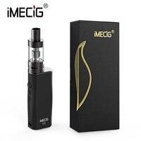 Vape Electronic Cigarette Kit IMECIG Box Mod 50W Huge Vapor Smoke 2100mAh Battery E electronic Vaporizer