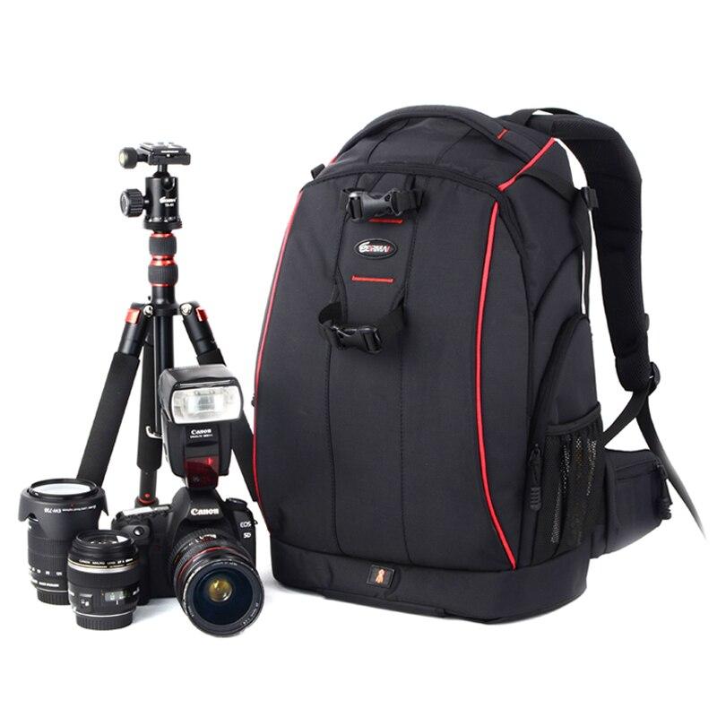 Anti theft eirmai professional slr double shoulder camera bag EIRMAI D2310 D2320 D2330 D2350 casual digital