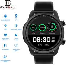 Smart Watch Android 6.0 OS 4G Smartwatch Men IP67 Waterproof 1GB+16GB SIM Card Bluetooth for IOS Phone