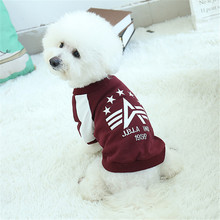 New Cotton Dog Hoodies Comfortable and Soft Japanese Korean Style Four Feet Og Clothes for Small Medium Pet