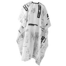 Barber Hairdressing Apron Hairstylist Hair Design Cut Cloth Gowns Cape Equipment