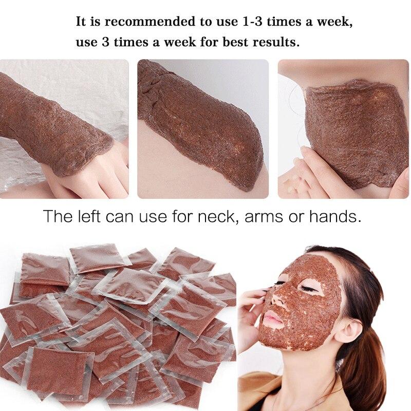 Efero Face Mask Natural Seaweed Mask Powder Collagen Beauty Mask Anti Aging Wrinkle Whitening Moisturizing Masks Skin Care TSLM1