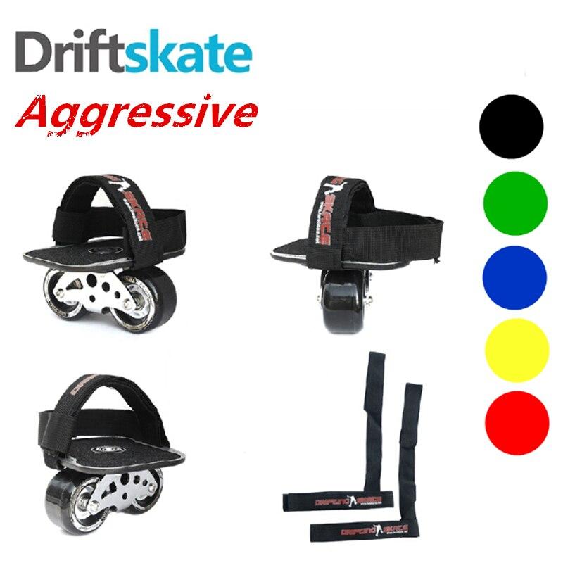 Panneau de dérive de TWOLIONS de marque agressive avec planche à roulettes de roue de 72mm * 44mm 82A, Bandage de pieds et outils inclus