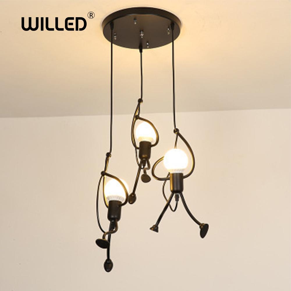 Hanging Lamp Metal Cord