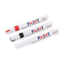 1 шт. жидкая резина краска диск для балансировки шин протекторы Резина ручка для краски водонепроницаемый резиновый Перманентная Краска Маркер ручка экологическая краска для шин автостайлинг