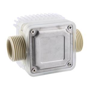 Image 5 - דיגיטלי LCD מד זרימה K24 טורבינת דיזל דלק מד זרימה עבור כימיקלים מים ים להתאים זרימת נוזל מטר מדידה כלים
