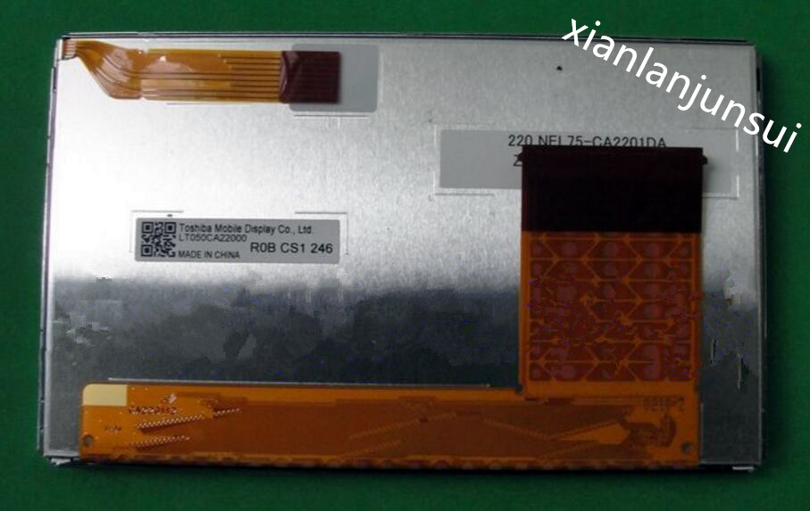 5 inch LT050CA41000 LCD screen5 inch LT050CA41000 LCD screen