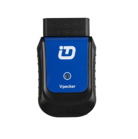 Latest Version Support WINDOWS 10 VPECKER Easydiag V8.2 with Bluetooth OBDII Full Diagnostic Tool Free Shipping