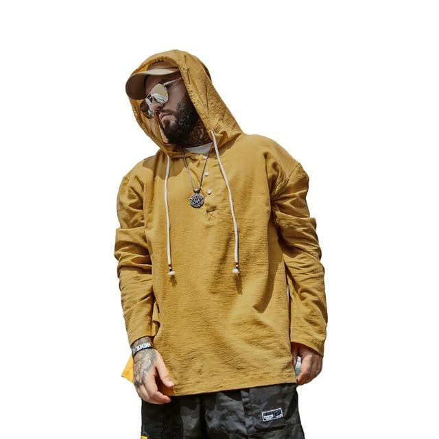 GIỮA NĂM 2019 mùa hè nam áo khoác và áo khoác nam Phổ Biến Logo Size Lớn nam Ngoài Trời Chống nắng quần áo có mũ trùm đầu xl-6xl