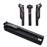 Full carbon bike seatpost / sill / breaking wind seat tube / handle / riser / bottle holder / saddle / fork / frame