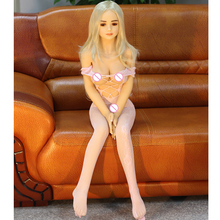 125cm Real Sex Dolls Lifelike Silicone Love Dolls Sexy Toys for Men Anal Vagina Pussy Realistic Doll Male Masturbation Products